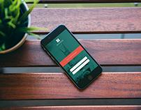 Saudi MCI- iOS Mobile App