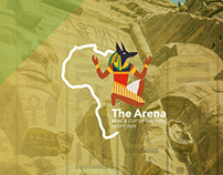 The Arena Africa Cup Of Nation Egypt 2019
