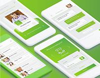 Workee App UI