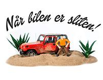 SVENDSEN EKSOS – «Når bilen er sliten!»