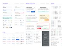 UI kit for Desktop Apps