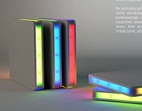 T-LIGHT - INTERACTIVE LIGHT PUZZLE DESIGN 2016