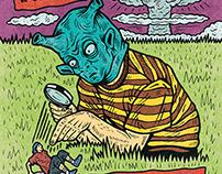 FORME INTELLIGENTI / Editorial Illustration - SBM#5