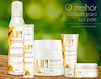 UP! Essencia | Proposta de Embalagens