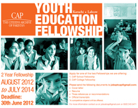 CAP Youth Education Fellowship