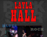 Layla Hall Press Kit cover