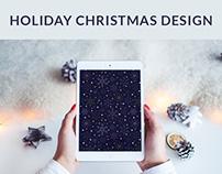 Holiday Christmas Design