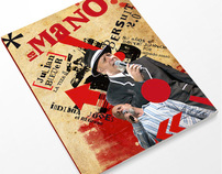 LA MANO - Magazine design