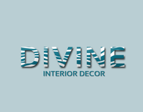 Divine Interior Decor - Web Design