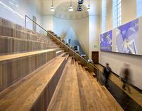 UM Visitors' Centre.