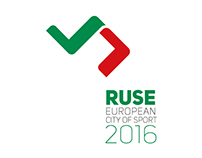 Ruse 2016 European city of sport - logo contest