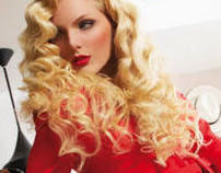 Di Biase Hair Extensions USA Extraordinary Ad Campaign