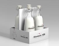 Tine Melk - Mountain Milk