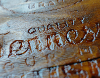Jack Daniels Engrave