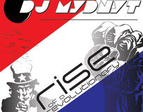 DJ Mydnyt Cd - Rise of a Revolutionary