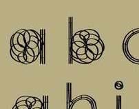 designer-inspired font