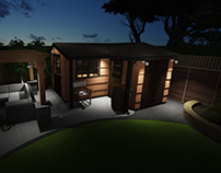 Cabin and Garden Project