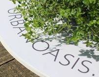 Urban Oasis Seating Proposal