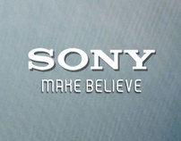 Sony Make Believe - Online Campaign