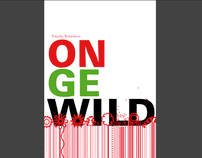 Book / boek ONGEWILD (dutch)