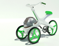 NANM+ (Urban Greenery Bike)