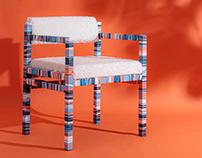 The Fusion Series   JOY Chair