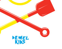 dewel kids t-shirt
