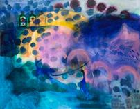Fall 2011 Paintings
