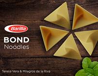 BARILLA CONTEST 2017: Smart Pasta