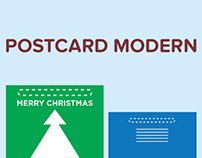 Postcard Modern