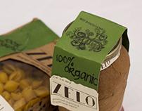 Zelo Italian Food Branding