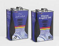 LUBREK ENGINE OIL