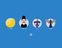 Facebook Reaction Emoji : Moroccan Redesign