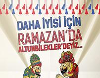 Altunbilekler Ramazan Kampanya İlanları