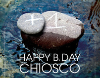 Happy B.Day Chiosco
