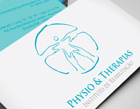 Manual de Identidade Visual - Physio & Therapias
