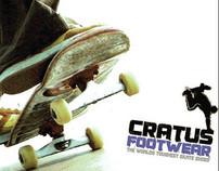 Cratus Footwear | Branding System