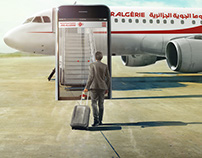 Air Algérie online check in