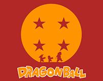 Affiche du manga Dragon Ball