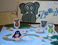 Zoozle Board Game Design