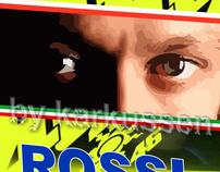 Valentino Rossi posters by karkussen