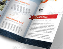 Tri-fold Brochure Bundle no1