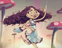 Ana (Illustration Project)