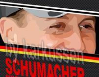 Michael Schumacher posters by karkussen