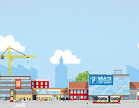 Illustration åt Jönköping City