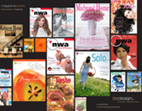 Magazine Cover Designs