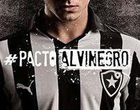 #PactoAlvinegro - Puma