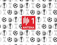 Antena1 Desporto | Auto Promoção