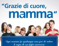 Procter&Gamble - Grazie di cuore Mamma