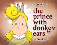 Book: The Prince with Donkey Ears